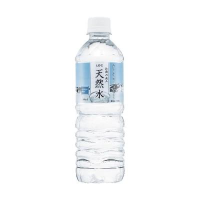 ミネラルウォーター LDC 自然の恵み 天然水 ( 500ml*24本入 )
