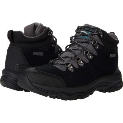 スケッチャーズ SKECHERS レディース ハイキング・登山 シューズ・靴 Trego - El Capitan Black/Gray