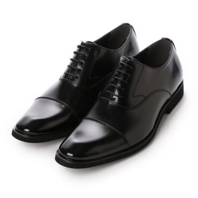 ユーピーレノマ U.P renoma ビジネスシューズ U3560 (ブラック)