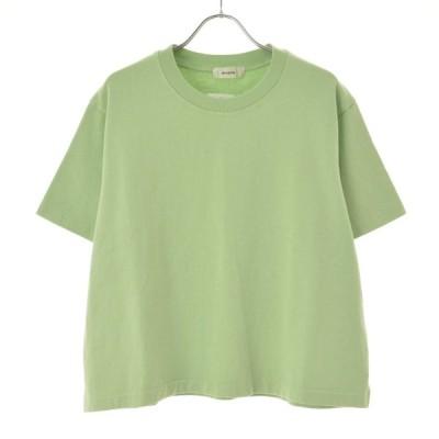 alvana / アルヴァナ ワイド無地 半袖Tシャツ