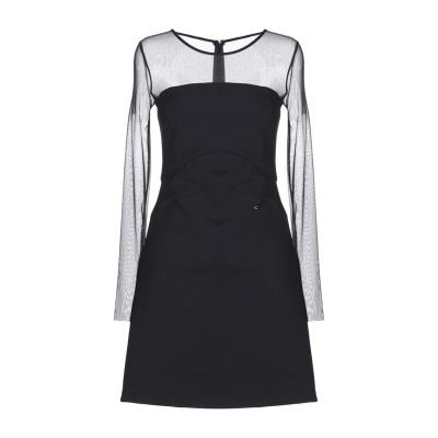 リュー ジョー LIU •JO ミニワンピース&ドレス ダークブルー 42 93% ナイロン 7% ポリウレタン ミニワンピース&ドレス