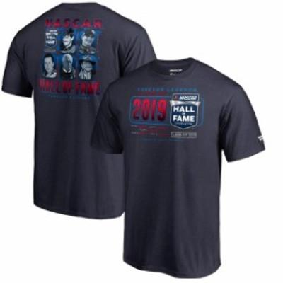 Fanatics Branded ファナティクス ブランド スポーツ用品  Fanatics Branded NASCAR Classic Navy Hall of Fame Inductees T-Shirt