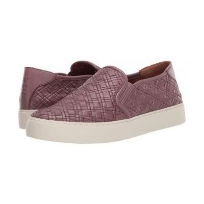 Frye フライ レディース 女性用 シューズ 靴 スニーカー 運動靴 Lena Woven Slip-On - Lilac
