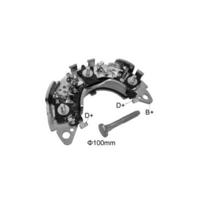 AL オルタネーター ジェネレーター 整流器 ブリッジ 適用: HR719 LR150-704 L170-9320 2310051S00 23230-51500 132098 RH-39C 1ピース AL-JJ-1137