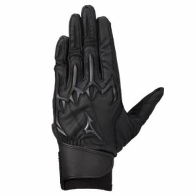 ミズノ(MIZUNO) ミズノプロ バッティング手袋 両手用 シリコンパワーアークLI 1EJEH20090