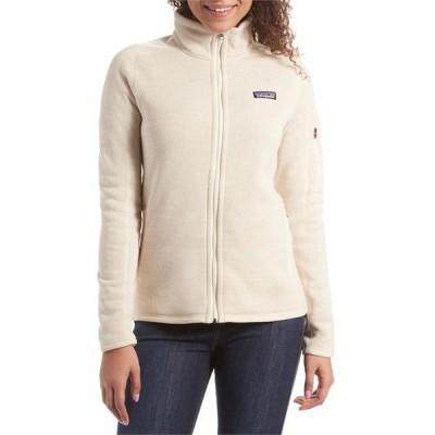 パタゴニア レディース ジャケット・ブルゾン アウター Patagonia Better SweaterR Jacket - Women's