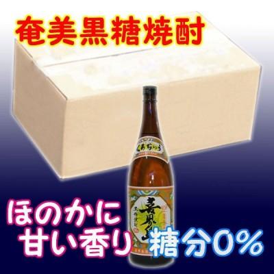 奄美黒糖焼酎 喜界島 30% 1800ml 瓶 * 6本