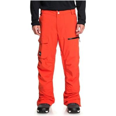 クイックシルバー Quiksilver メンズ スキー・スノーボード ボトムス・パンツ utility snowboard pants Poinciana