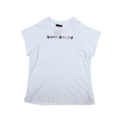 MARC ELLIS T シャツ ホワイト 4 コットン 100% T シャツ