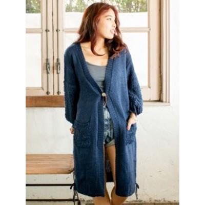 【SALE】Kahiko 公式 《プードカーデ》 カヒコ ハワイアン  ファッション アウター/カーデ 4CJ-9307