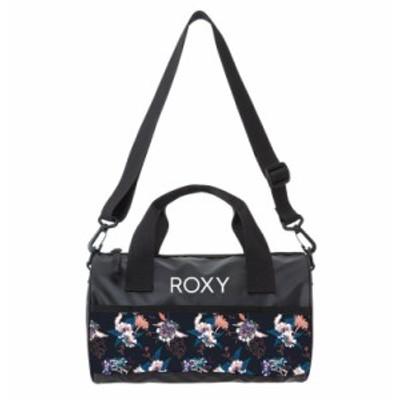 ROXY ロキシー 撥水 ミニ ドラムバッグ DREDGE RBG204374-BBK