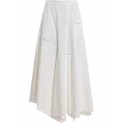 Loewe レディーススカート Loewe Balloon Skirt White