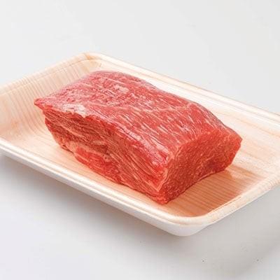 枕崎牛 うま味たっぷり赤身ブロック 【350g】 牛肉 赤身 ブロック 和牛 国産