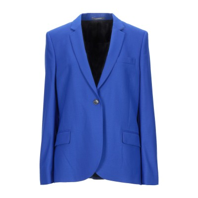 PS PAUL SMITH テーラードジャケット ブライトブルー 46 ウール 100% テーラードジャケット
