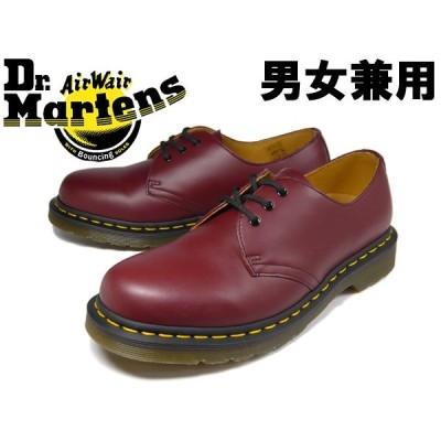 ドクターマーチン メンズ レディース カジュアル シューズ 1461 3ホール ギブソン DR.MARTENS 01-10330010