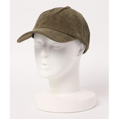 polcadot / コーディロイキャップ WOMEN 帽子 > キャップ