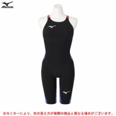 MIZUNO(ミズノ)GX SONIC NEO TF ハーフスーツ(N2MG1705)FINA承認モデル 競泳水着 レディース ジュニア