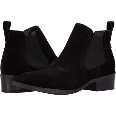 スティーブ マデン Steve Madden レディース ブーツ ブーティー シューズ・靴 Direct Booties Black Suede