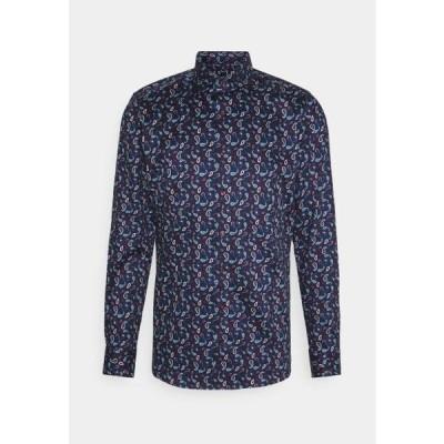 オリンプ メンズ シャツ Shirt - rose