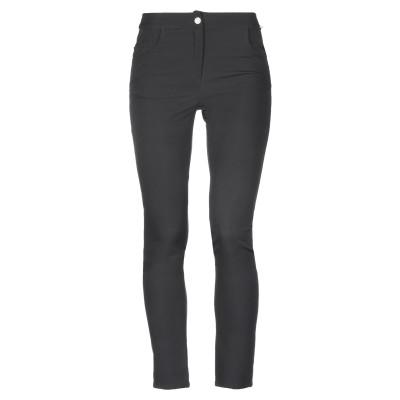 HELLEN BARRETT パンツ ブラック S ポリエステル 88% / ポリウレタン 12% パンツ