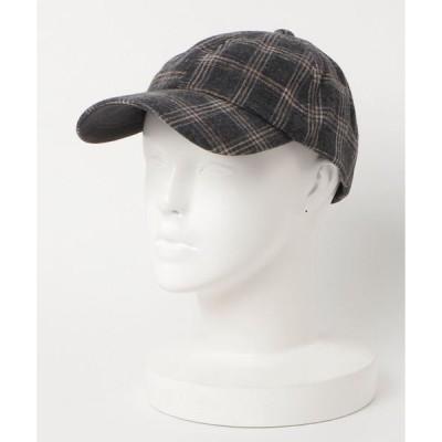 帽子 キャップ Lovable Fuwa Check Cap
