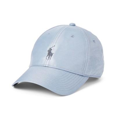 ラルフローレン 帽子 アクセサリー メンズ Men's Twill Ball Cap Seahorse Heather