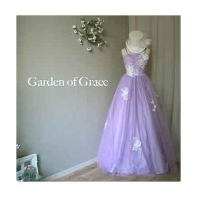 ウエディングドレス 二次会 ウェディングドレス カラードレス Aライン