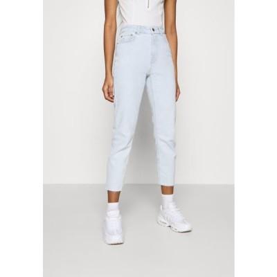 オンリー レディース ファッション ONLEMILY LIFE CROP - Jeans Skinny Fit - light blue denim