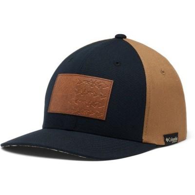コロンビア 帽子 アクセサリー メンズ Columbia Sportswear Men's PHG Camo Ball Cap Black