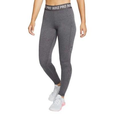 ナイキ カジュアルパンツ ボトムス レディース Nike Women's Pro Warm Tights OilGrey