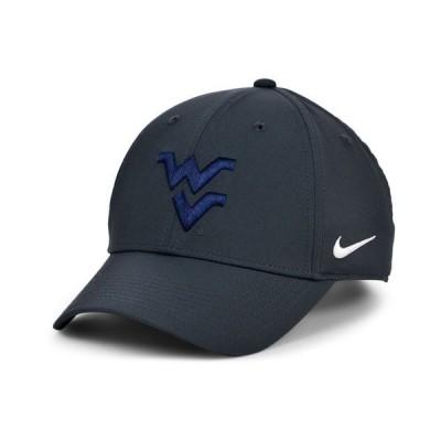 ナイキ メンズ 帽子 アクセサリー West Virginia Mountaineers Dri-Fit Adjustable Cap