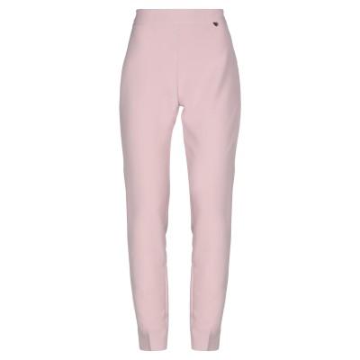 ブルーガール ブルマリン BLUGIRL BLUMARINE パンツ ピンク 42 ポリエステル 88% / ポリウレタン 12% パンツ
