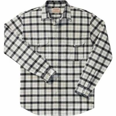 フィルソン Filson メンズ シャツ トップス Alaskan Guide Shirt Cream/Black
