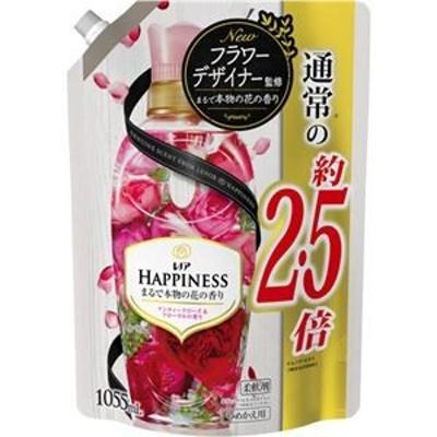 ds-2360497 (まとめ)P&G レノアハピネスアンティークローズ&フローラルの香り つめかえ用特大 1055ml 1パック 【×5セット】 (ds2360