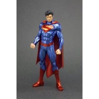【海外からのお取り寄せ】artfx フィギュア Kotobukiya ArtFX+ Superman DC New 52 1/10 Figure Statue - New! Free Shipping