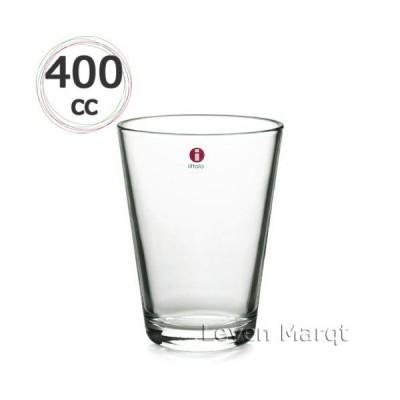 イッタラ iittala カルティオ ハイボール 400cc クリア 1個 KARTIO/グラス/コップ