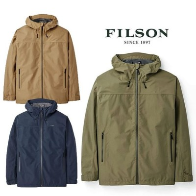 フィルソン レイン ジャケット アウター Filson #45778 SWIFTWATER Rain JACKET スウィフトウォーター レインジャケット 0210
