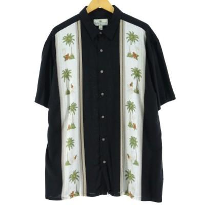 Jslaud Shares レーヨン ハワイアンアロハシャツ XL /eaa048650