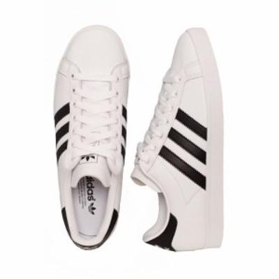 アディダス Adidas メンズ スニーカー シューズ・靴 - Coast Star FTWR White/Core Black/FTWR White - Shoes white