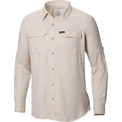 (取寄)コロンビア メンズ シルバー リッジ 2.0 プレイド ロングスリーブ シャツ Columbia Men's Silver Ridge 2.0 Plaid LS Shirt Ancient Fossil Dobby Pr
