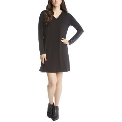 カレンケーン ワンピース トップス レディース Karen Kane Dress black
