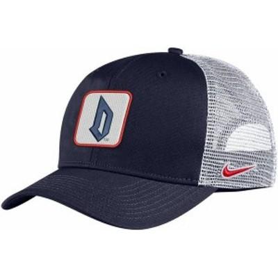 ナイキ メンズ 帽子 アクセサリー Nike Men's Duquesne Dukes Blue Classic99 Trucker Hat