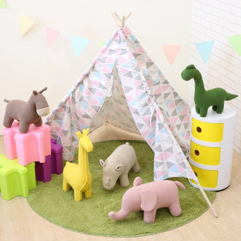 抱枕 玩偶 娃娃 超萌療癒系動物抱枕 天空樹生活館