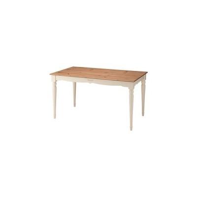 ダイニングテーブル 【Vicky】ビッキー 長方形 木製(天然木) PM-859