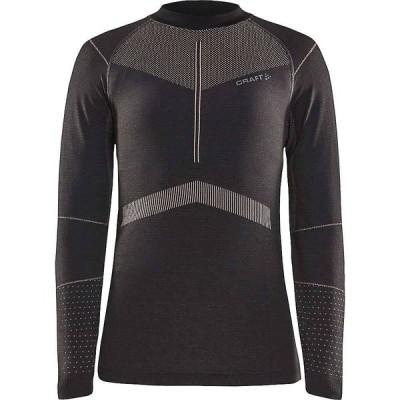 クラフト Craft Sportswear レディース ブラウス・シャツ トップス craft active intensity crew neck ls Asphalt/Touch