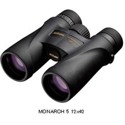 【送料無料】ニコン Nikon 双眼鏡 モナーク MONARCH 5 12×42【***特別価格***】