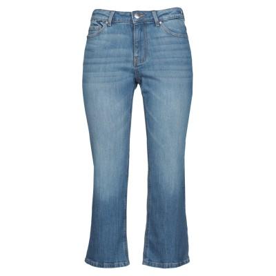 ONLY クロップドデニム ブルー 28W-30L コットン BCI 94% / ポリエステル 5% / ポリウレタン 1% クロップドデニム