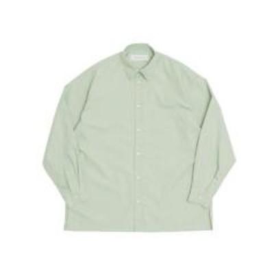 アーバンリサーチGOODBETTERBEST ペールカラーロングスリーブシャツ【お取り寄せ商品】