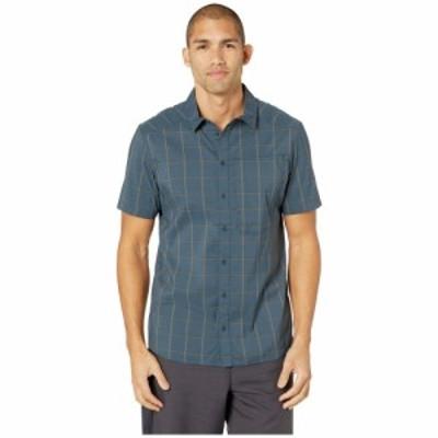 アークテリクス Arcteryx メンズ 半袖シャツ トップス Riel Shirt Short Sleeve Astrosphere