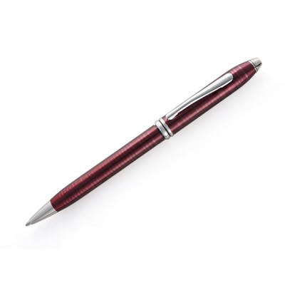 【CROSS/クロス】 2007年廃版商品  タウンゼント ボールペン ガーネット AT-0042-6 【ボールペン/ビンテージ】